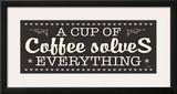 Coffee Lovers III Posters by Pela Studio