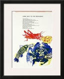 124 (One Cent Life) Prints by Walasse Ting