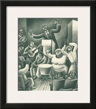 Come to Jesus No. 22 Prints by  Covarrubias