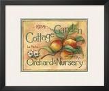 Cottage Garden IV Prints by Susan Winget