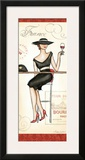 Wine Event III Posters by Andrea Laliberte