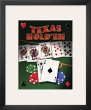 Texas Hold 'Em Posters by Mike Patrick