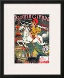 Nouveau Cirque, 1889 Prints