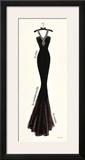 Couture Noir Original III Prints by Emily Adams