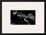 Louis Armstrong Print by Ted Williams