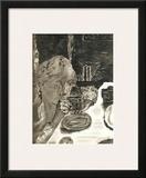 Le Petit Déjeuner Posters by Pierre Bonnard