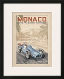 Grand Prix Automobile d'Europe, c.1955 Prints by Bruno Pozzo