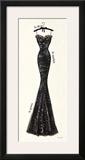 Couture Noir Original IV Print by Emily Adams