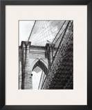 Under the Brooklyn Bridge Prints by Phil Maier