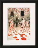 Repetitive Vision, c.1996 Prints by Yayoi Kusama