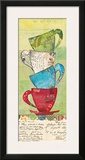 Come for Tea Prints by Courtney Prahl