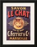 Le Chat Prints