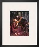 Belle Dame sans Merci Posters by John William Waterhouse