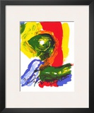 Voeux II Prints by Bengt Lindstrom