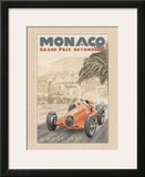 Grand Prix Automobile, c.1937 Posters by Bruno Pozzo