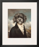 Gavroche Print by Thierry Poncelet