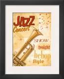 New Orleans Jazz I Prints by  Pela