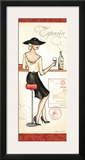 Wine Event I Posters by Andrea Laliberte