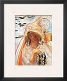 Jeune Fille Posters by Pierre Bonnard