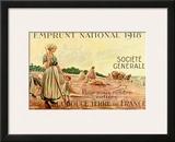 1918 Emprunt National Print