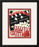 At the Movies I Prints by Veronique Charron