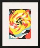 Soleil Posters by André Masson