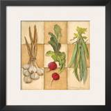 Fresh Veggies II Print by Charlene Winter Olson