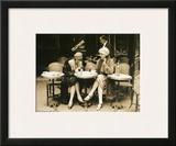Terasse De Cafe 1924 Posters