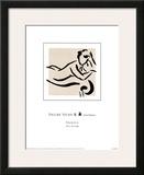 Figure Study III Print by Cheryl Roberts