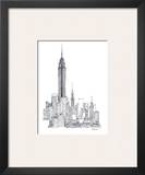 Empire State Prints by Avery Tillmon
