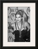 Madonna at the Music Awards Poster