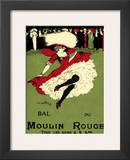 Bal du Moulin Rouge Prints