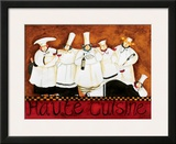 Haute Cuisine Prints by Jennifer Garant