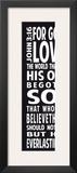 For God So Loved Poster