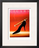 Cigars Prints by  Razzia