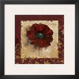 Poppy Poster by Richard Henson