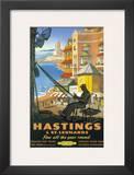 Hastings Basket Weaver Prints