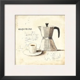 Parisian Coffee II Posters by Emily Adams