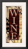 Wine Essentials Posters by Lisa Wolk