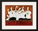 Buon Appetito Posters by Jennifer Garant