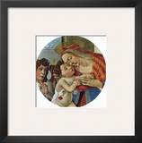 Madonna Prints by Sandro Botticelli