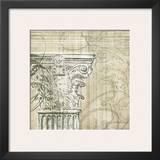 Neoclassic II Print by  Amori