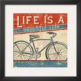 Beautiful Ride I Prints by  Pela