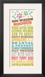 Dog Wisdom-Happy Family Prints