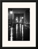 Brooklyn Bridge Art by Oleg Lugovskoy