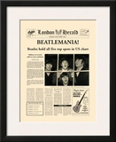 Beatlemania! Print