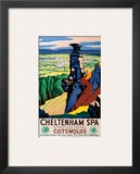 Cheltenham Spa, GWR/LMS, c.1923-1947 Posters