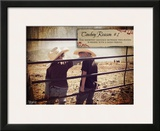 Cowboy Reason I Poster by Shawnda Eva