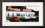 Rosie's Diner 5 Prints by Robert Gniewek