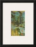 Normandy Landscape Prints by Pierre Bonnard